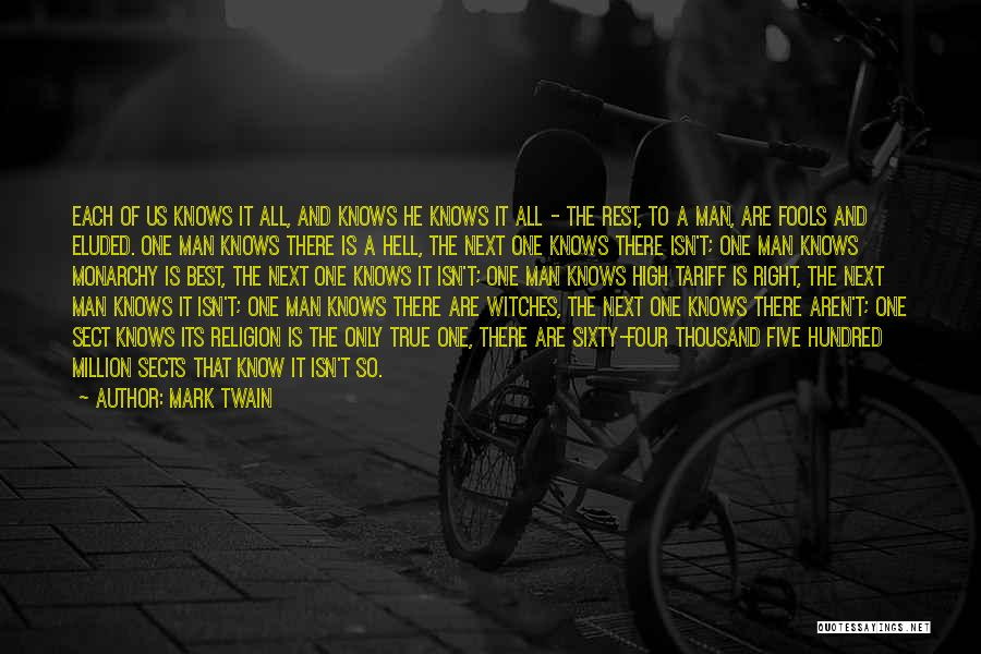 Monarchy Quotes By Mark Twain