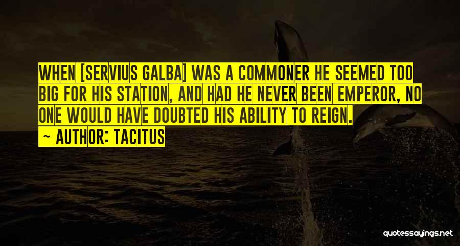 Monarchy Quotes By Tacitus