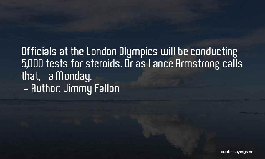 Monday Funny Quotes By Jimmy Fallon