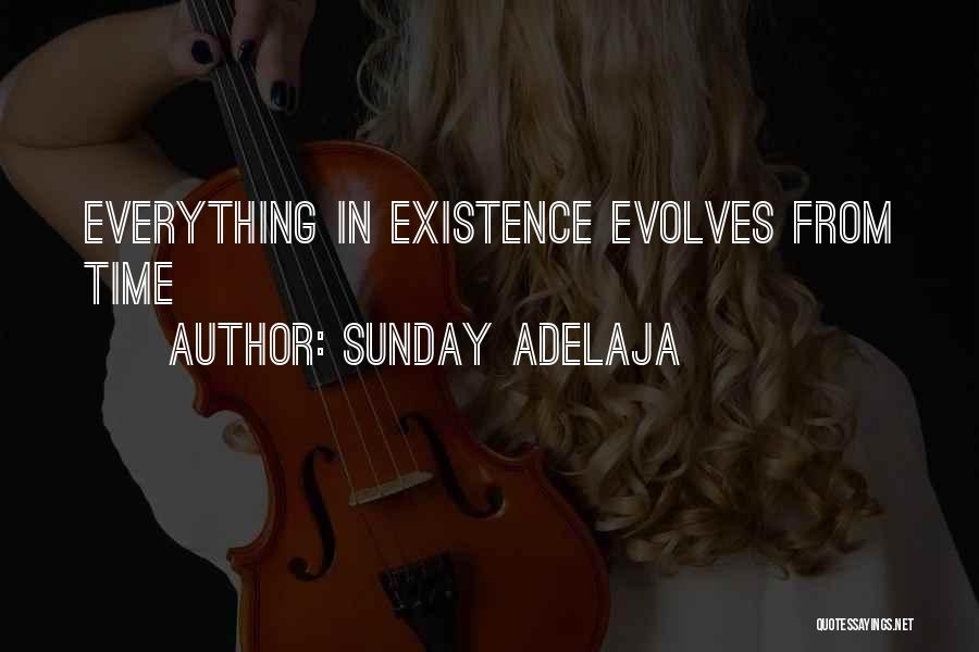 Money Is Everything For Me Quotes By Sunday Adelaja