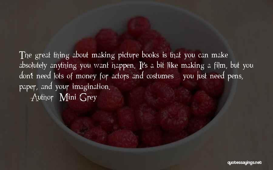 Money Making Picture Quotes By Mini Grey