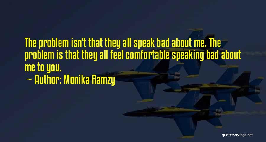 Monika Ramzy Quotes 1697406