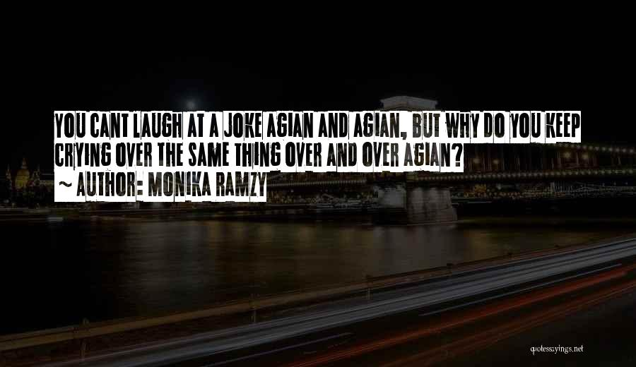 Monika Ramzy Quotes 338319