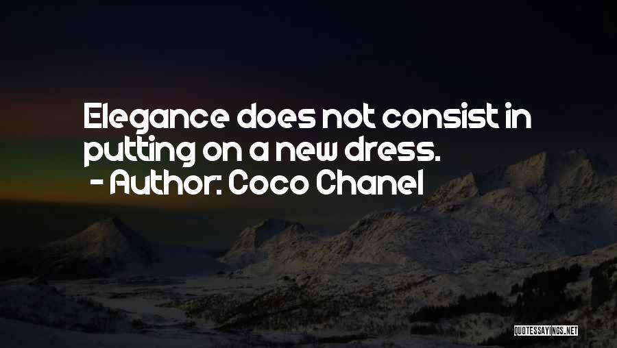 Monique Breva Quotes By Coco Chanel