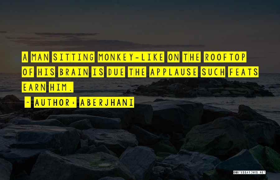 Monkey Man Quotes By Aberjhani