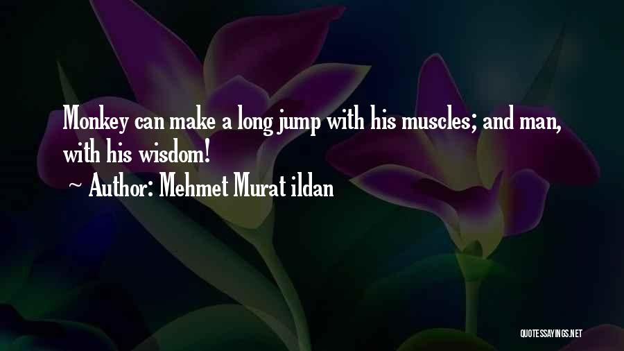 Monkey Man Quotes By Mehmet Murat Ildan
