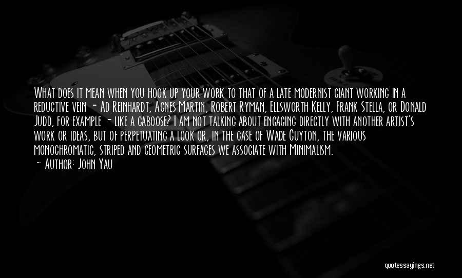 Monochromatic Quotes By John Yau