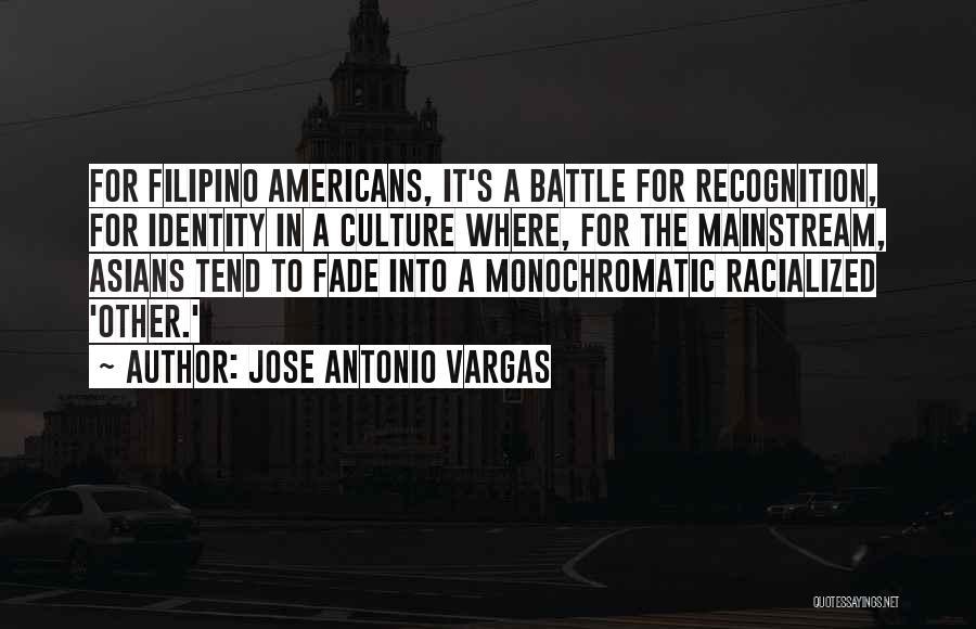 Monochromatic Quotes By Jose Antonio Vargas