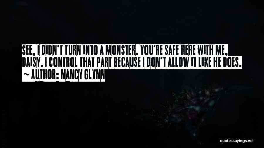 Monster Inc Quotes By Nancy Glynn