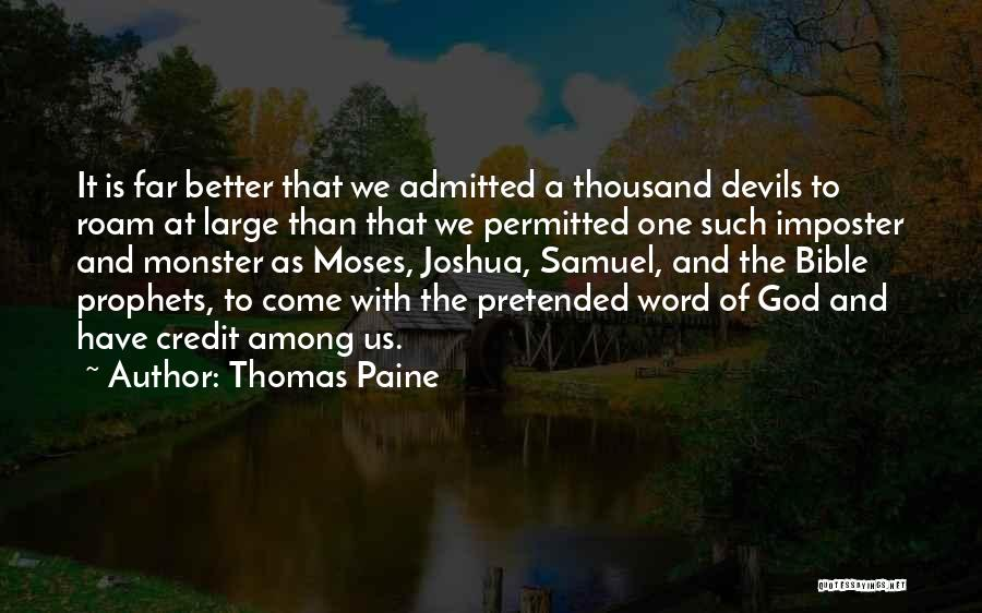 Monster Inc Quotes By Thomas Paine