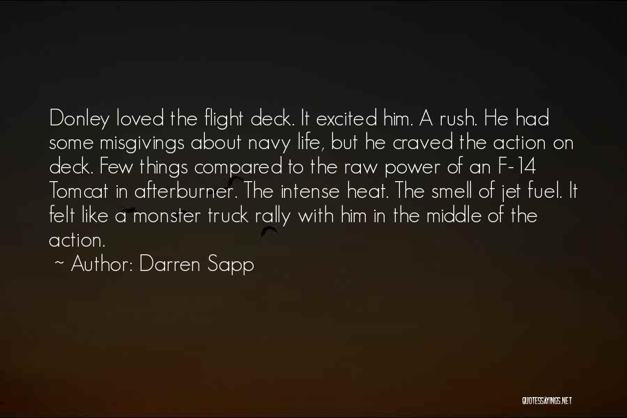 Monster Truck Quotes By Darren Sapp