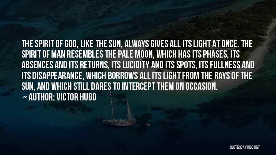 Moon Phases Quotes By Victor Hugo