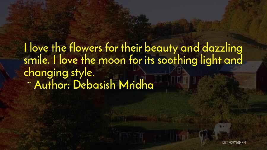 Moon's Beauty Quotes By Debasish Mridha