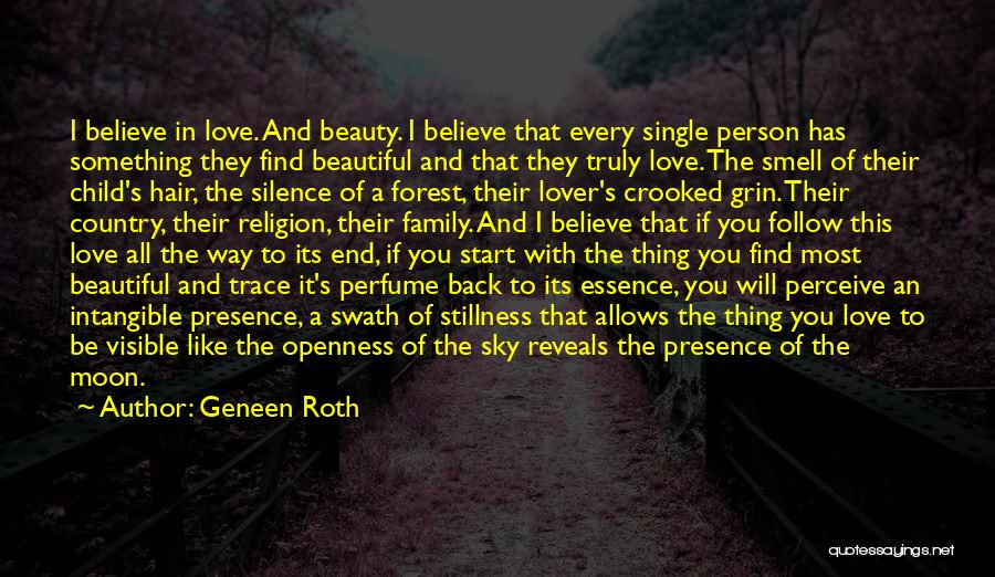 Moon's Beauty Quotes By Geneen Roth