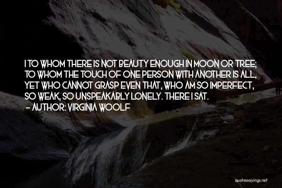 Moon's Beauty Quotes By Virginia Woolf