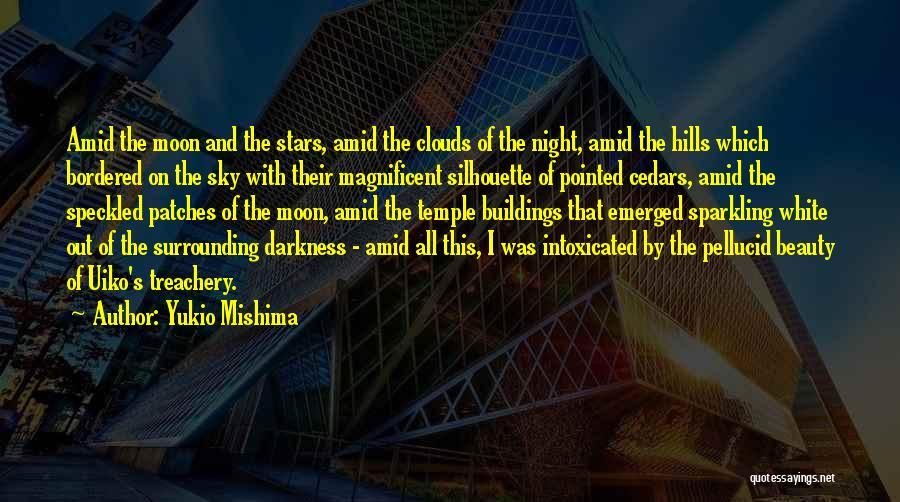 Moon's Beauty Quotes By Yukio Mishima