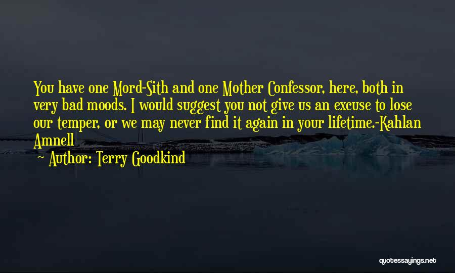 Mord Sith Quotes By Terry Goodkind