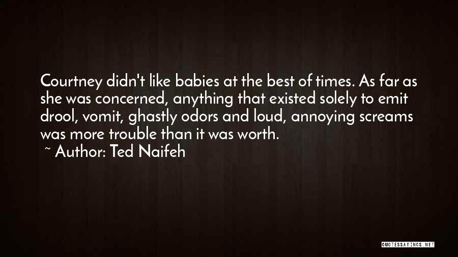 More Annoying Than Quotes By Ted Naifeh