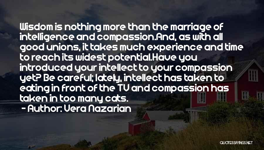 More Marriage Quotes By Vera Nazarian