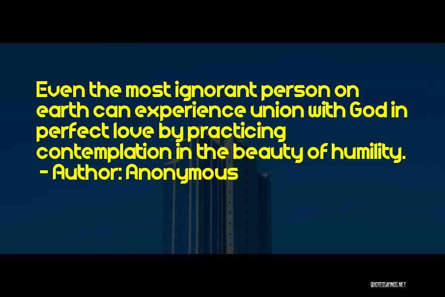 More Perfect Union Quotes By Anonymous