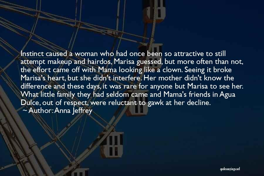 More Than Friends Family Quotes By Anna Jeffrey