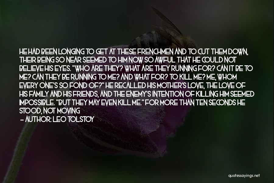 More Than Friends Family Quotes By Leo Tolstoy