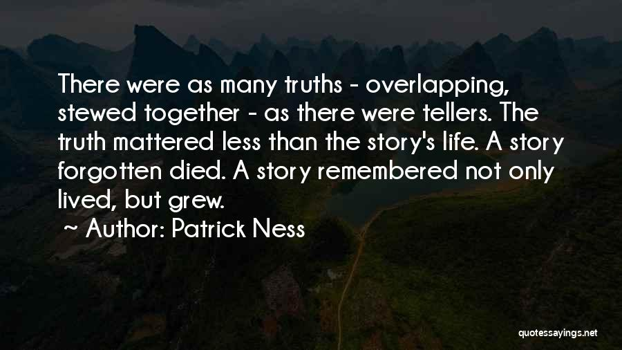 Top 42 More Than This Patrick Ness Quotes Sayings