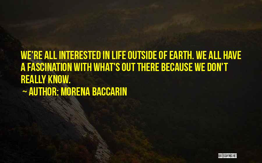 Morena Baccarin Quotes 1101438