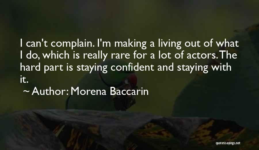 Morena Baccarin Quotes 1528941