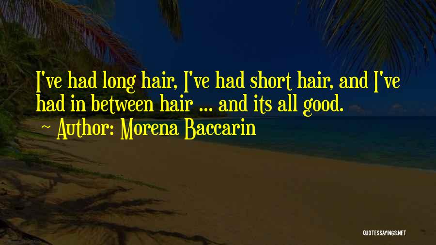 Morena Baccarin Quotes 1645300