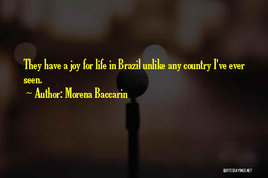 Morena Baccarin Quotes 1677490