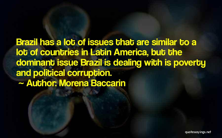 Morena Baccarin Quotes 390328