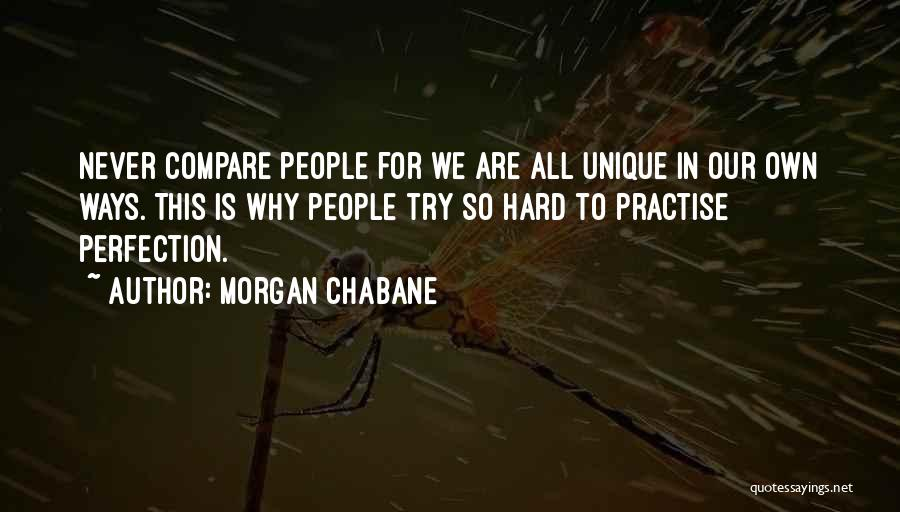 Morgan Chabane Quotes 171588