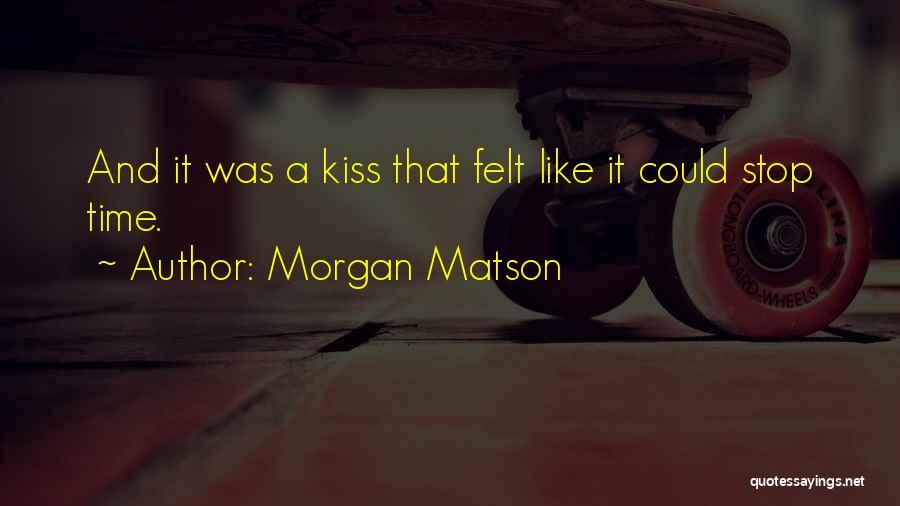 Morgan Matson Quotes 132011