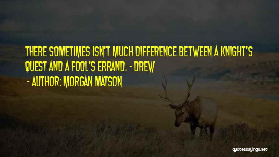 Morgan Matson Quotes 279587
