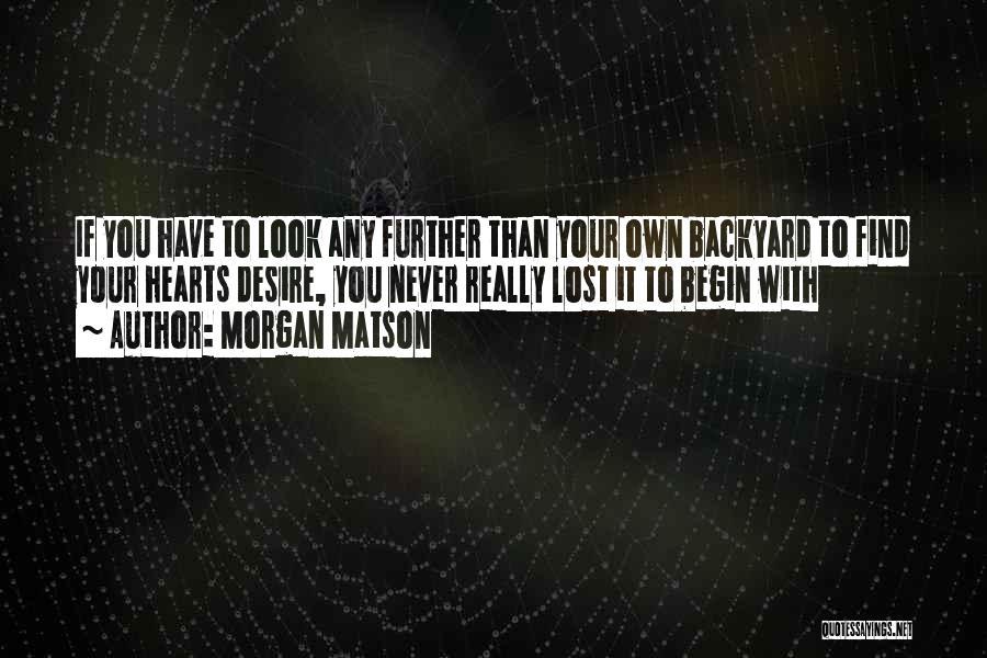 Morgan Matson Quotes 376294