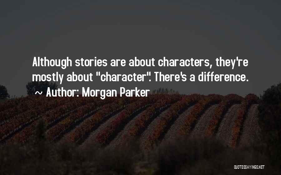 Morgan Parker Quotes 323795