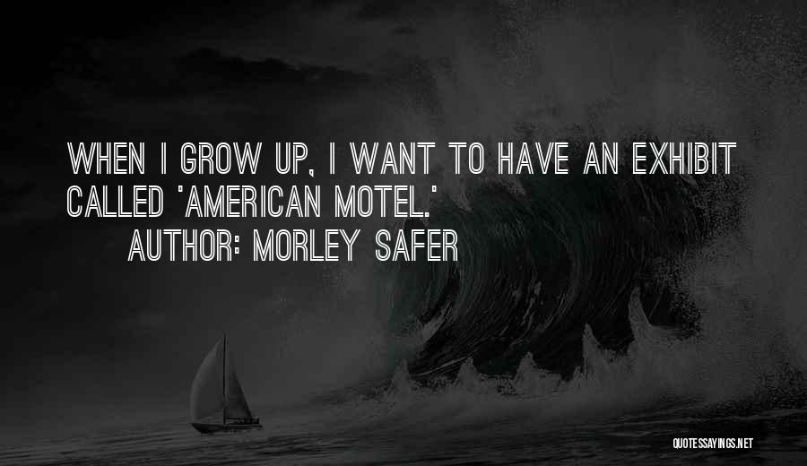 Morley Safer Quotes 1077754