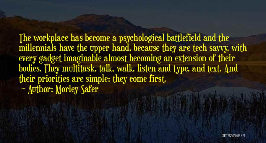 Morley Safer Quotes 2167505