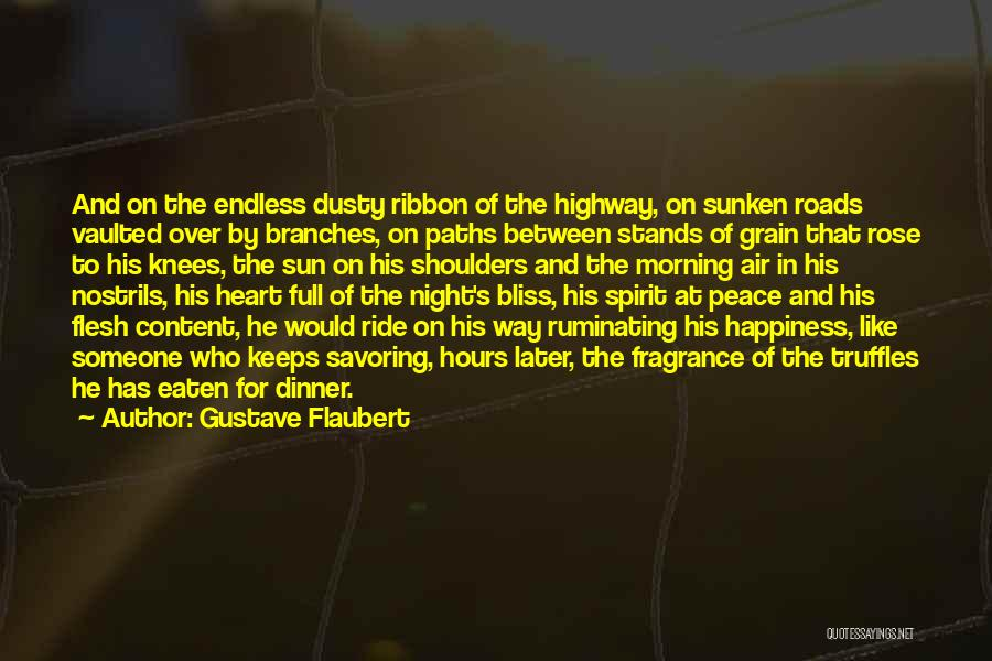 Morning Sun Love Quotes By Gustave Flaubert