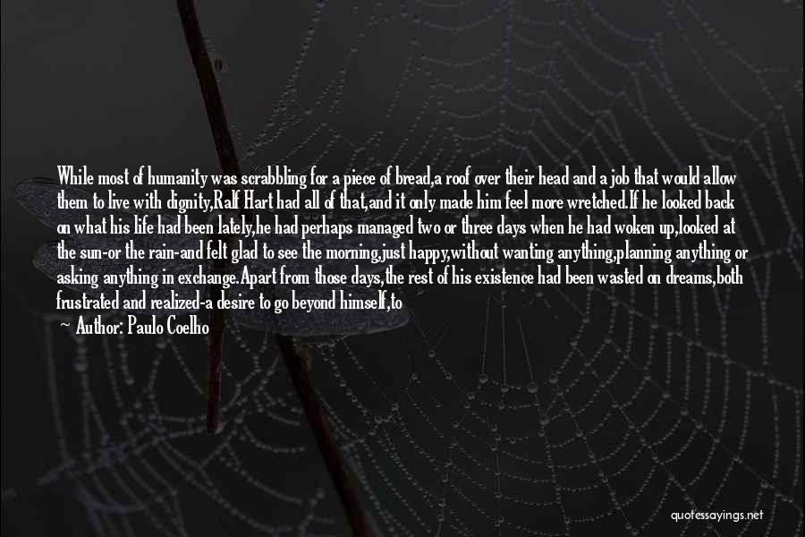 Morning Sun Love Quotes By Paulo Coelho