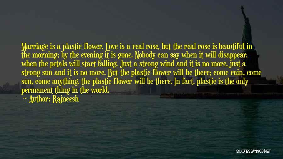 Morning Sun Love Quotes By Rajneesh