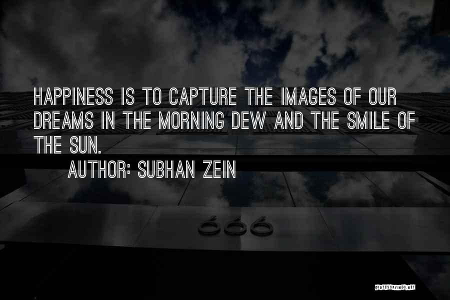 Morning Sun Love Quotes By Subhan Zein