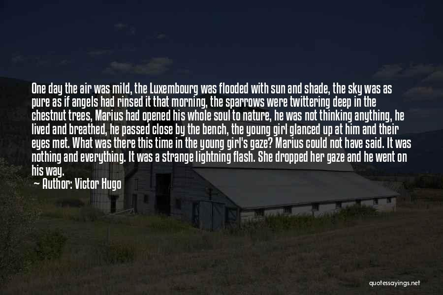 Morning With Nature Quotes By Victor Hugo