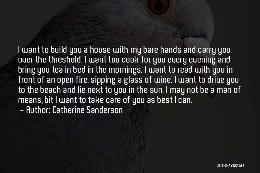 Mornings In Bed Quotes By Catherine Sanderson
