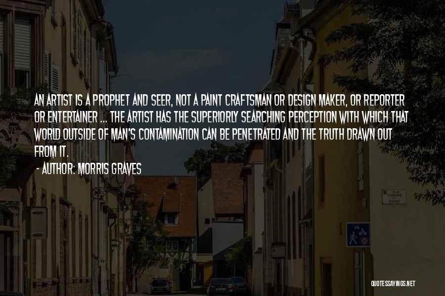 Morris Graves Quotes 133399