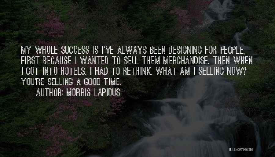 Morris Lapidus Quotes 1955957