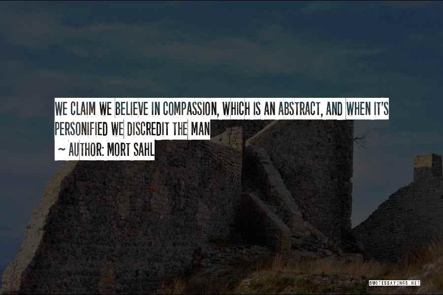 Mort Sahl Quotes 1041925