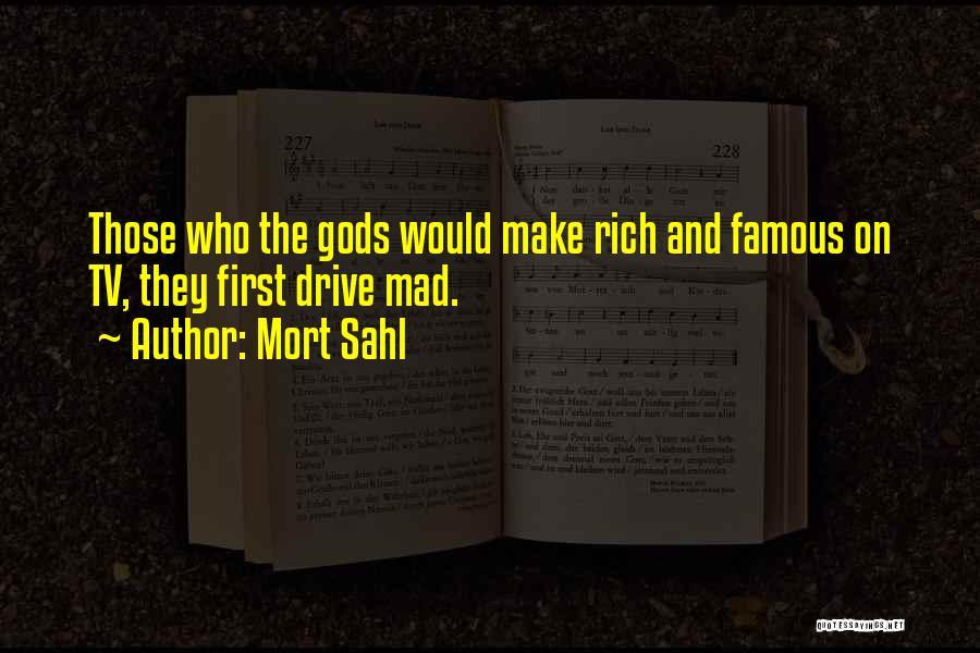 Mort Sahl Quotes 1071410