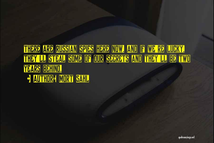 Mort Sahl Quotes 1081240